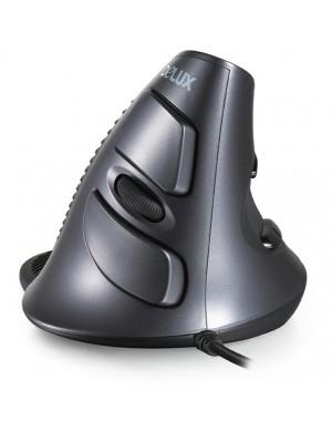 Вертикальная мышка DELUX M618