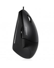 Проводная вертикальная мышь Perixx513